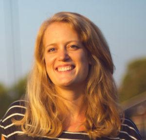 Anne van der Klift - organisator Nachtkijkers Filmfestival