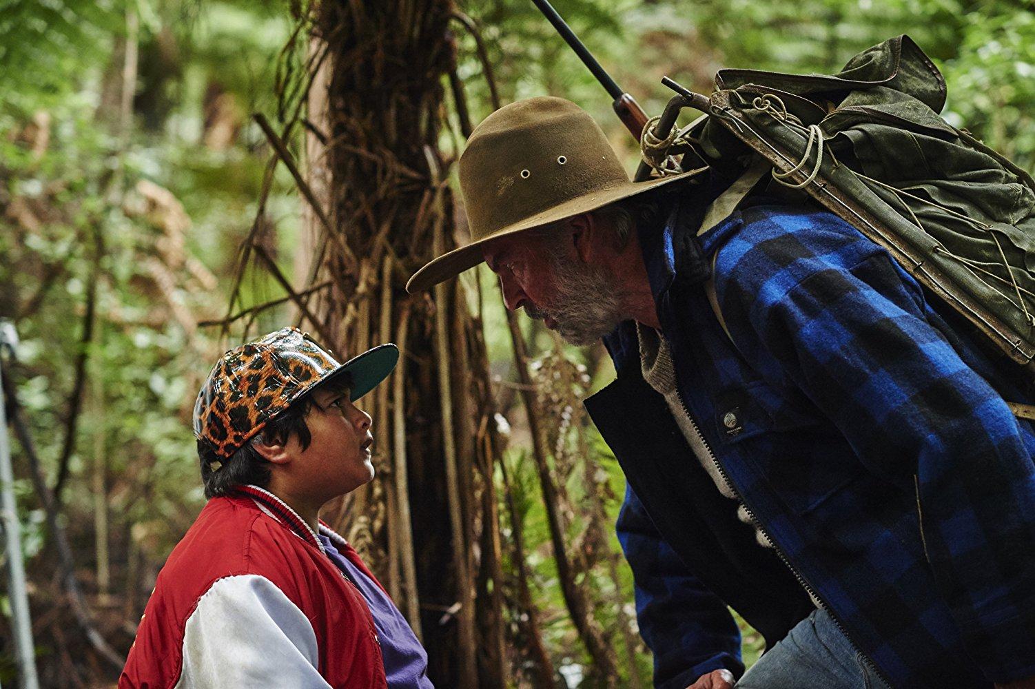 Still uit Hunt for the Wilderpeople, te zien op het Nachtkijkers Filmfestival
