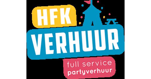 Logo HFK Verhuur, sponsor van Nachtkijkers Filmfestival 2019